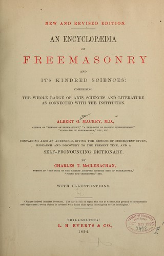 An encyclopædia of freemasonry and its kindred sciences …