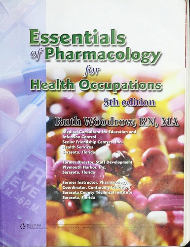Download Essentials of pharmacology for health occupations