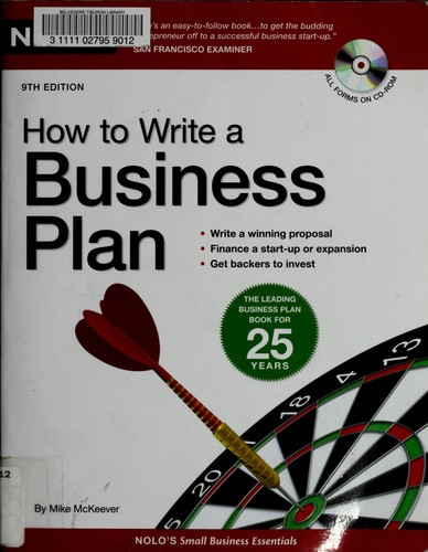 Download How to write a business plan
