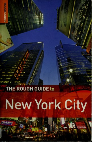 Download The rough guide to New York City