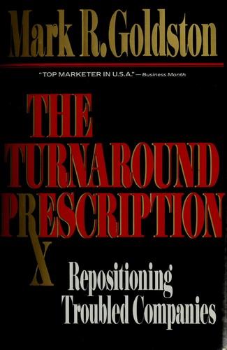 The Turnaround Prescription