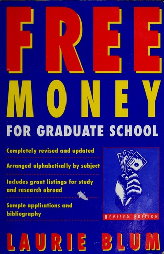 Download Free money for graduate school