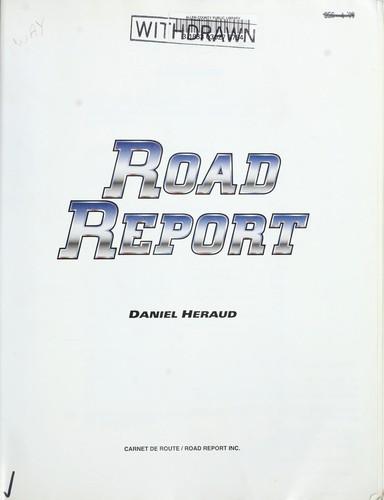 Download Road Report
