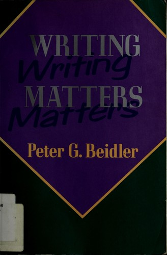 Download Writing matters