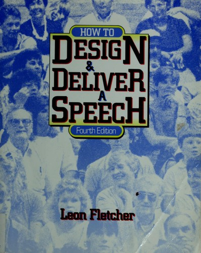 Download How to design & deliver a speech