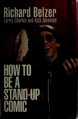 Download How to be a stand-up comic