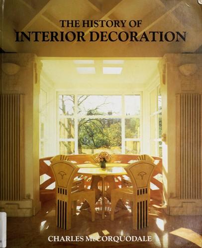 The History of Interior Decoration