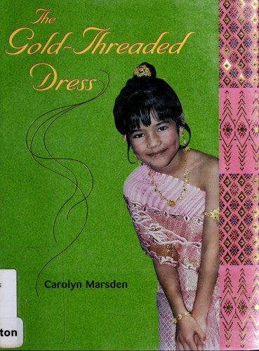 Download The gold-threaded dress