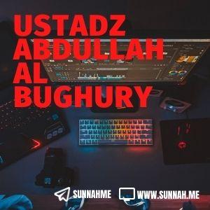 Fadhlu Majalis Ahlil Ilmi wa Dzikr - Ustadz Abdullah al Bughury (20 audio kajian)