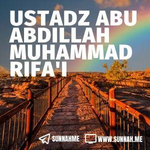 ad Daa'u wad Dawaa' - Ustadz Abu Abdillah Muhammad Rifa'i (kumpulan audio)