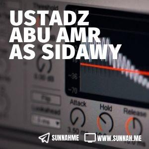 - Ustadz Abu Amr as Sidawy (29 audio kajian)