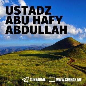 - Ustadz Abu Hafy Abdullah (37 audio kajian)