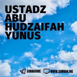 Kumpulan audio kajian tematik Ustadz Abu Hudzaifah Yunus