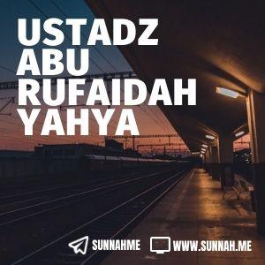 Tafsir as Sa'di - Ustadz Abu Rufaidah Yahya (kumpulan audio)