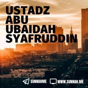 Lum'atul I'tiqod - Ustadz Abu Ubaidah Syafruddin (47 audio kajian)