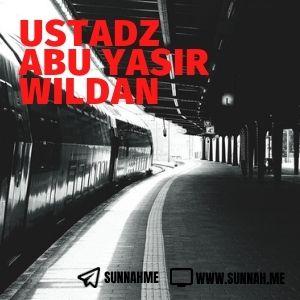 Syarah Riyadhus Shalihin - Ustadz Abu Yasir Wildan (41 audio kajian)