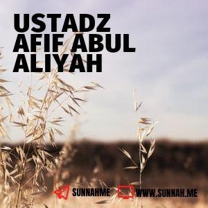 at Tibyan fii Adabi Hamalatil Qur'an Karya al-Imam An-Nawawi rahimahullah - Ustadz Afif Abul Aliyah (kumpulan audio)