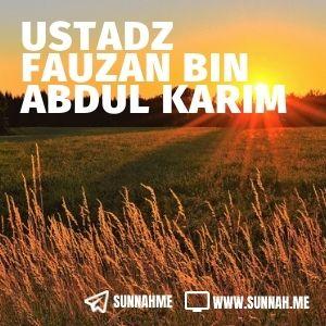 Shahih Bukhari - Ustadz Fauzan bin Abdul Karim (41 audio kajian)