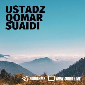 Bulughul Marom - Ustadz Qomar Suaidi (41 audio kajian)