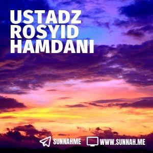 Kumpulan audio kajian tematik Ustadz Rosyid Hamdani