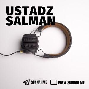 Riyadhus Shalihin - Ustadz Salman (kumpulan audio)