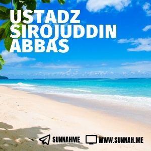 Kumpulan audio kajian tematik Ustadz Sirojuddin Abbas
