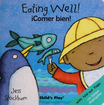 Cover of: Eating well! = | Jessica Stockham