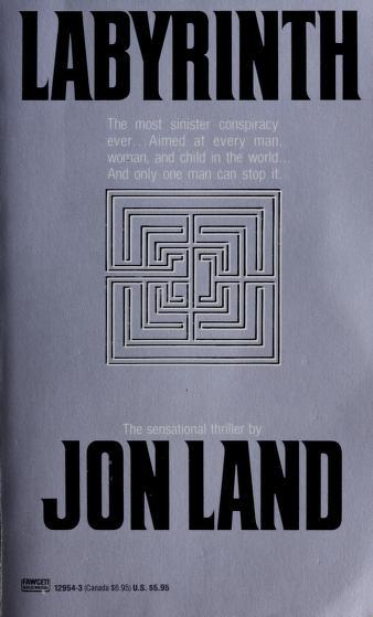Cover of: Labyrinth | Jon Land