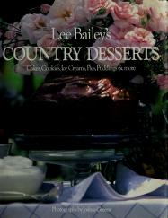 Cover of: Lee Bailey's Country desserts   Lee Bailey