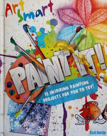 Cover of: Paint it! | Kath Durkin