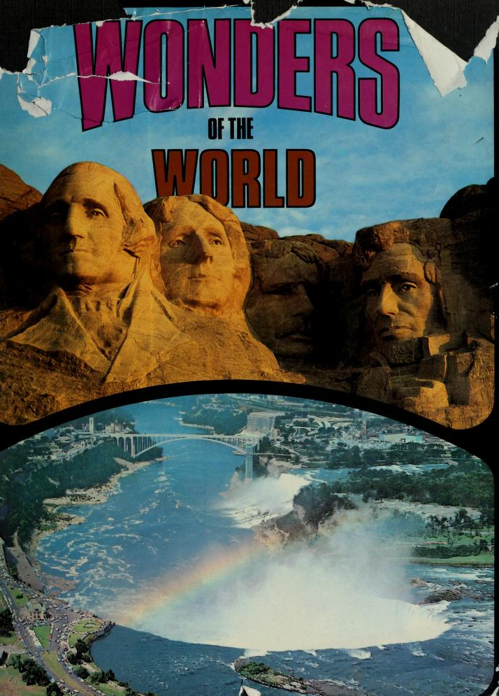 Wonders of the World by Roland Goock
