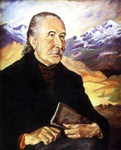 Photo of Antonio Paredes Candia