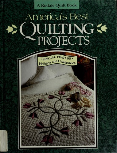 America's best quilting projects by Marianne Fons