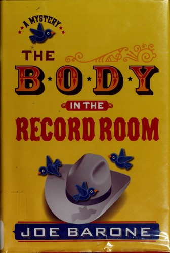 The body in the record room by Joe Barone