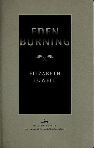Eden burning by Ann Maxwell